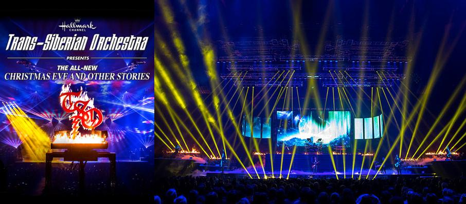 Trans-Siberian Orchestra at Talking Stick Resort Arena