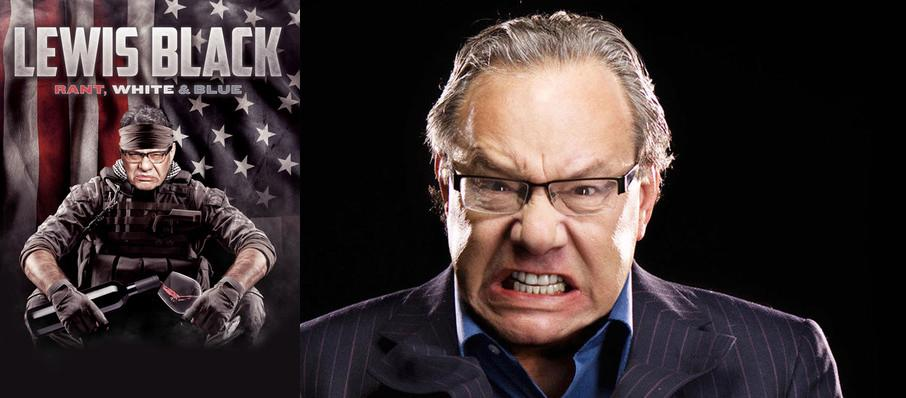 Lewis Black at Comerica Theatre