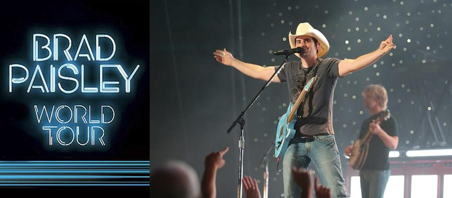 Brad Paisley at Gila River Arena
