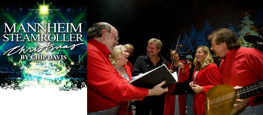 Mannheim Steamroller at Ikeda Theater