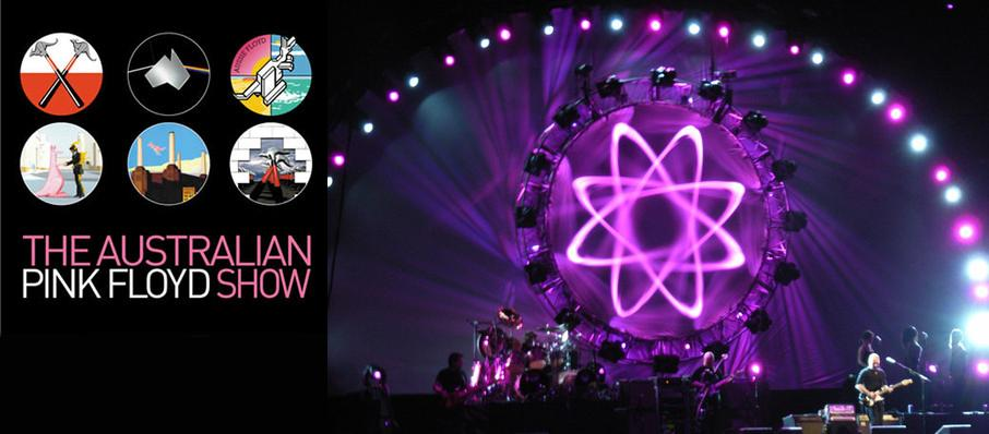 Australian Pink Floyd Show at Chandler Center for the Arts