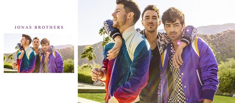 Jonas Brothers at Talking Stick Resort Arena