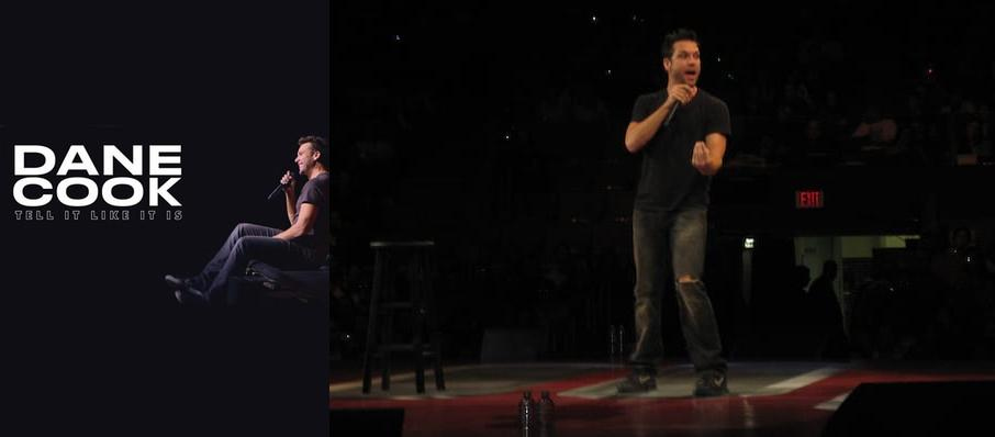 Dane Cook at Comerica Theatre