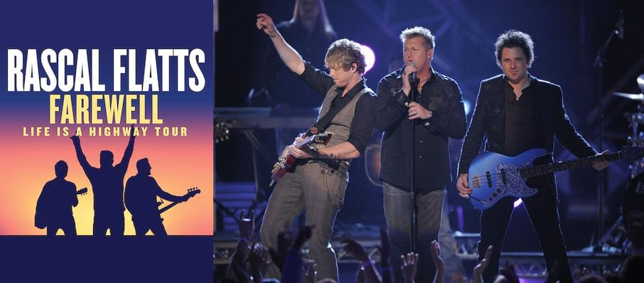 Rascal Flatts at Ak-Chin Pavillion