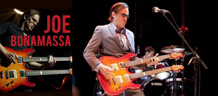 Joe Bonamassa at Comerica Theatre