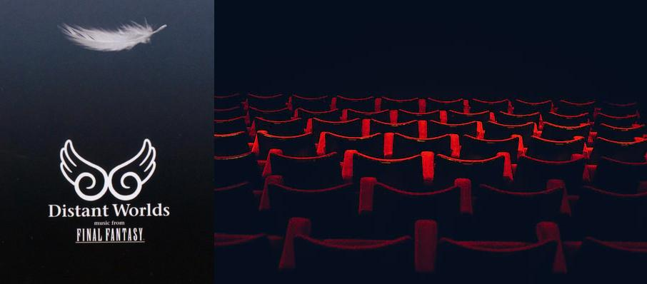 Distant Worlds: Music From Final Fantasy at Phoenix Symphony Hall