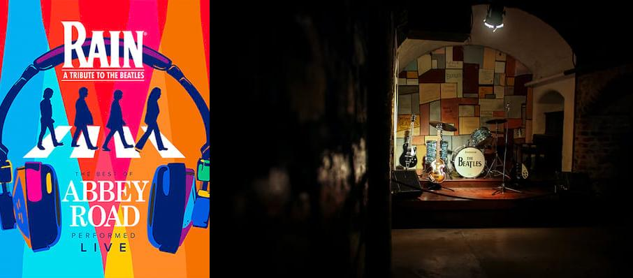 Rain - A Tribute to the Beatles at Comerica Theatre