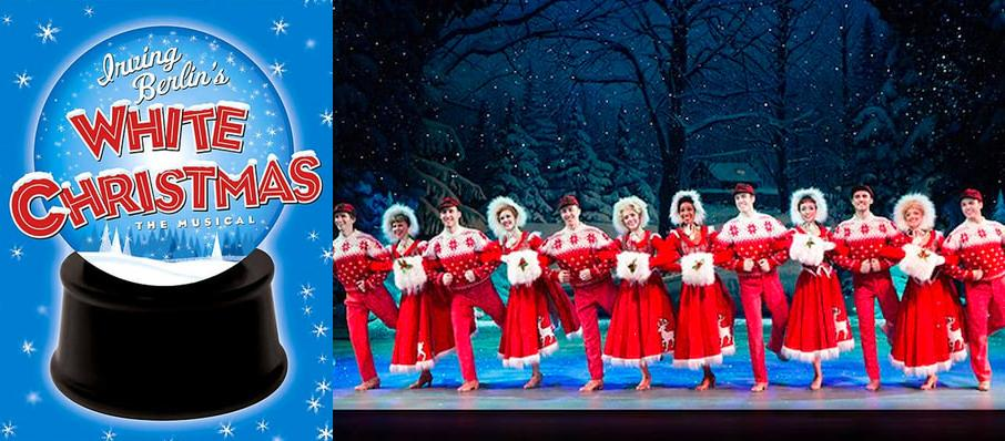 Irving Berlin's White Christmas at Orpheum Theater