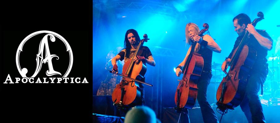 Apocalyptica at The Van Buren