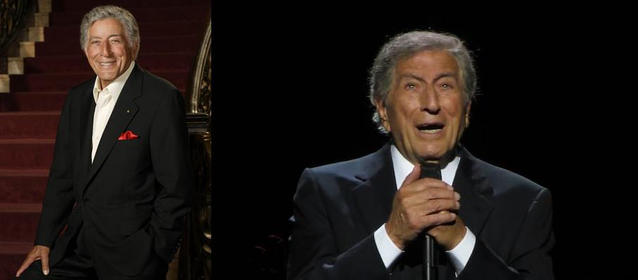 Tony Bennett at Celebrity Theatre
