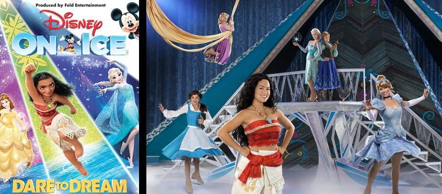 Disney On Ice: Dare To Dream at Talking Stick Resort Arena