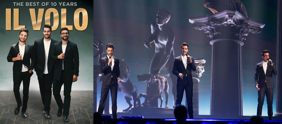 Il Volo at Ikeda Theater