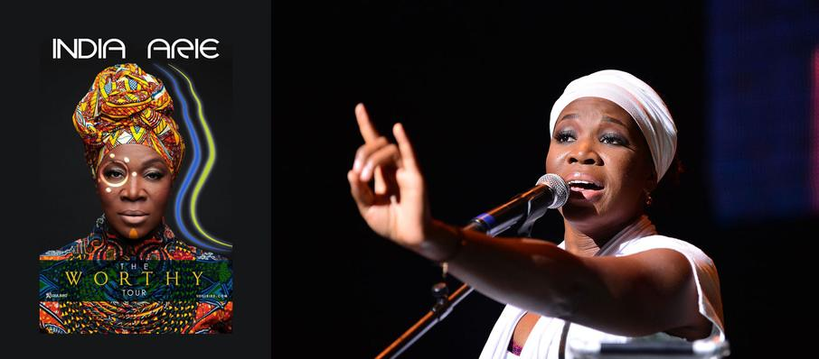 India.Arie at Chandler Center for the Arts