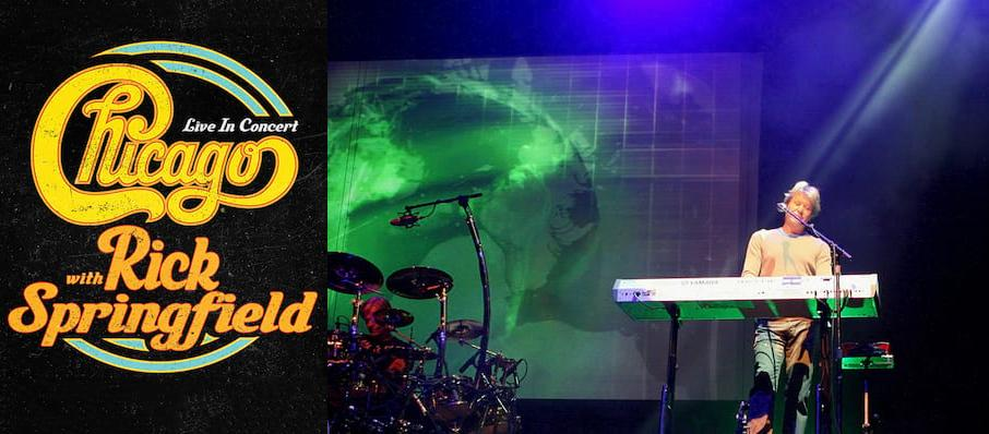Chicago - The Band at Celebrity Theatre