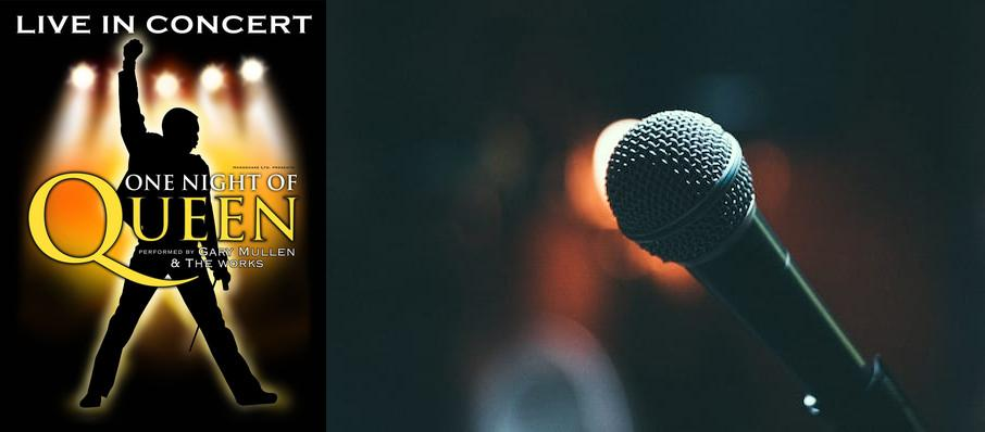One Night of Queen at Celebrity Theatre