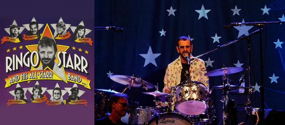 Ringo Starr And His All Starr Band at Celebrity Theatre