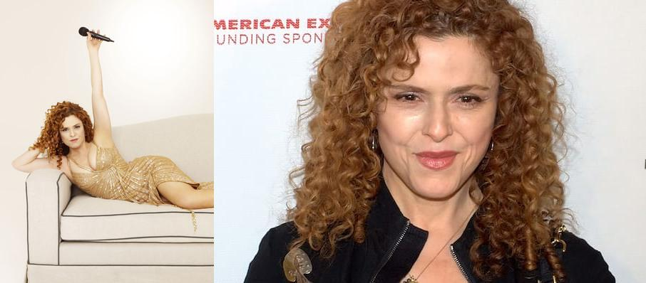 Bernadette Peters at Chandler Center for the Arts