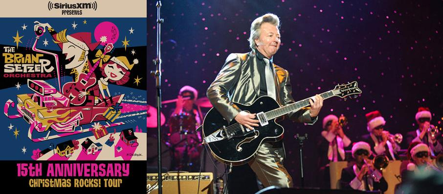 Brian Setzer Orchestra: Christmas Rocks at Celebrity Theatre