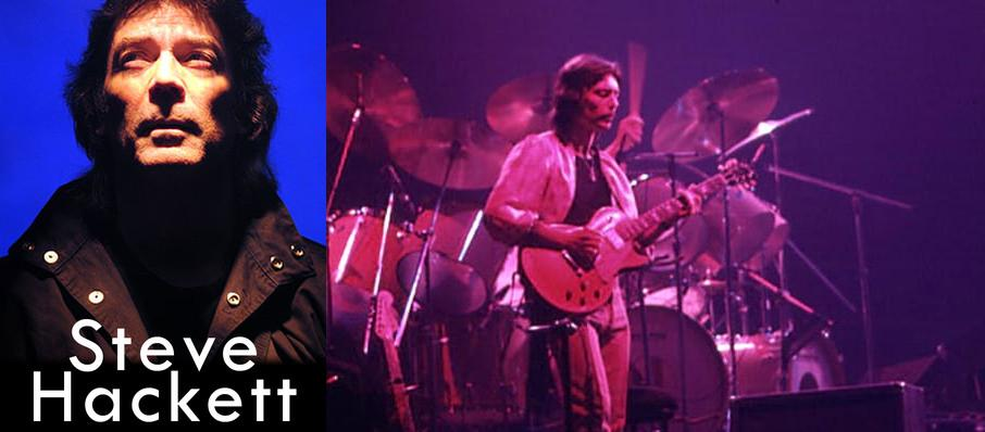 Steve Hackett at The Van Buren