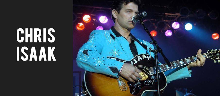 Chris Isaak at Ikeda Theater