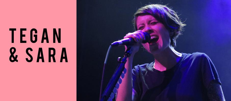 Tegan and Sara at The Van Buren