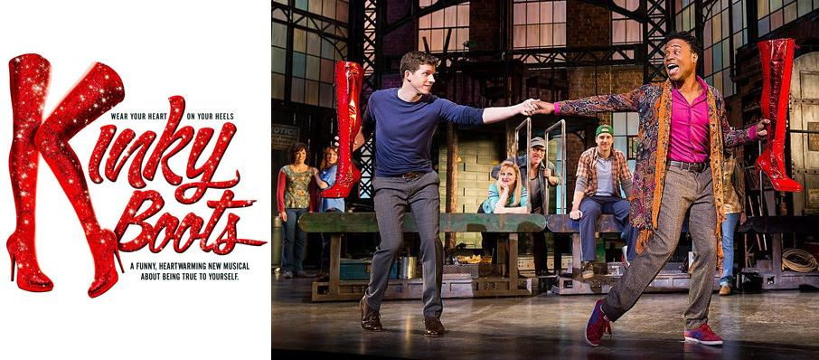 Kinky Boots at Orpheum Theater