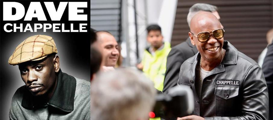 Dave Chappelle at Comerica Theatre