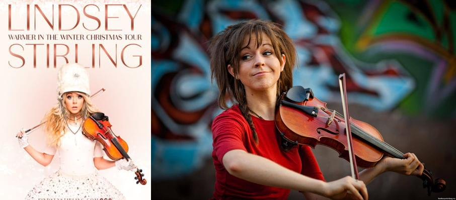 Lindsey Stirling at Comerica Theatre