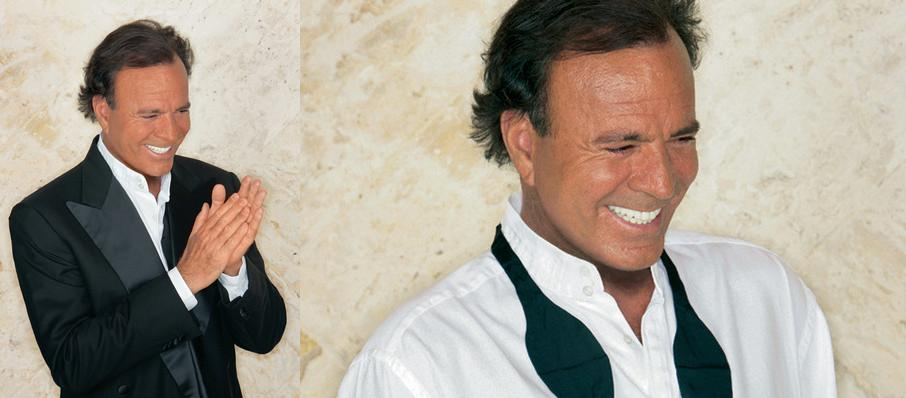 Julio Iglesias at Comerica Theatre