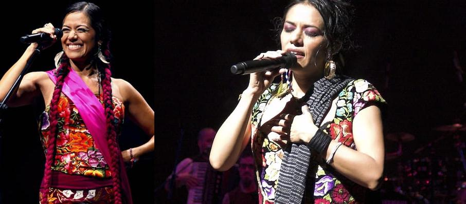 Lila Downs at Music Theater