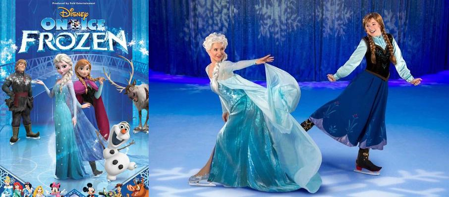 Disney On Ice: Frozen at Talking Stick Resort Arena