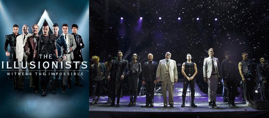 The Illusionists at Orpheum Theater