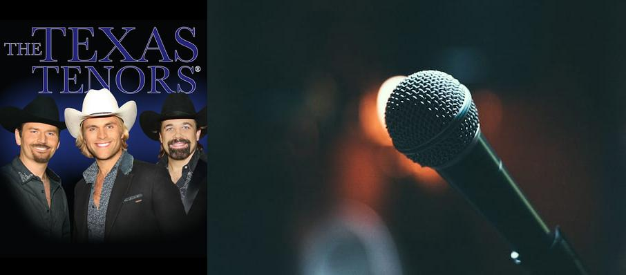 The Texas Tenors at Orpheum Theater