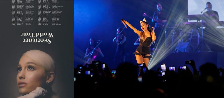 Ariana Grande at Talking Stick Resort Arena