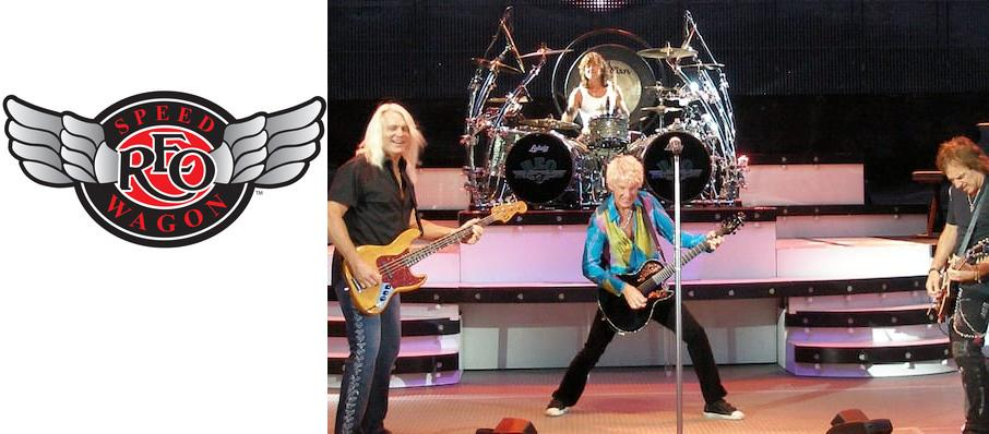 REO Speedwagon at Celebrity Theatre