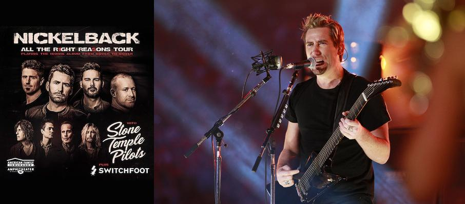 Nickelback at Ak-Chin Pavillion