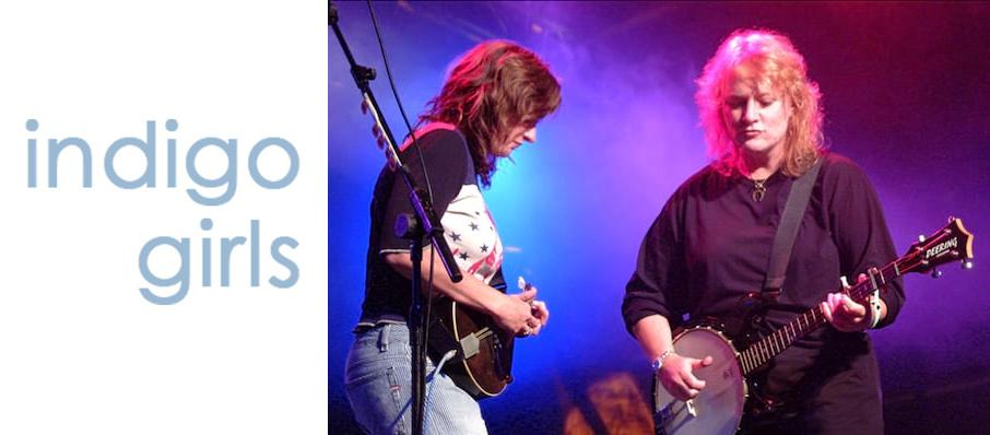 Indigo Girls at The Van Buren