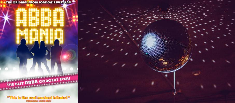ABBA Mania at Orpheum Theater
