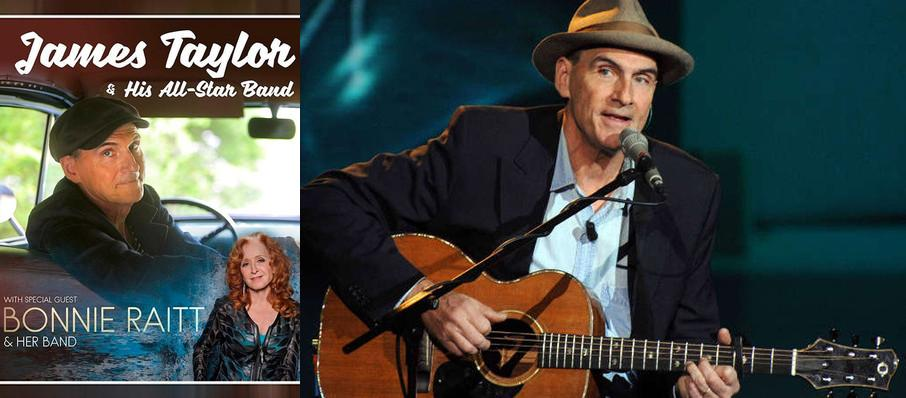James Taylor & Bonnie Raitt at Talking Stick Resort Arena