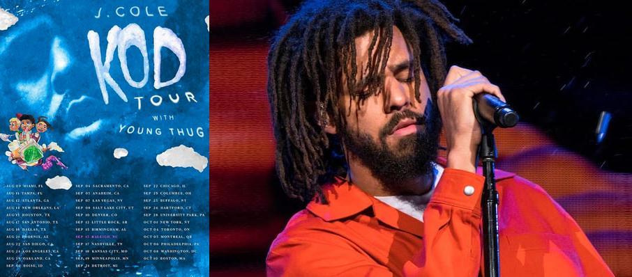 J. Cole at Talking Stick Resort Arena