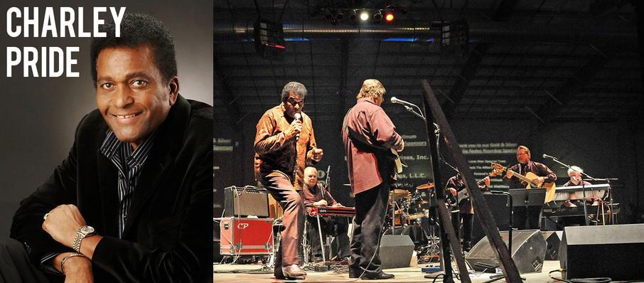 Charley Pride at Gila River Arena