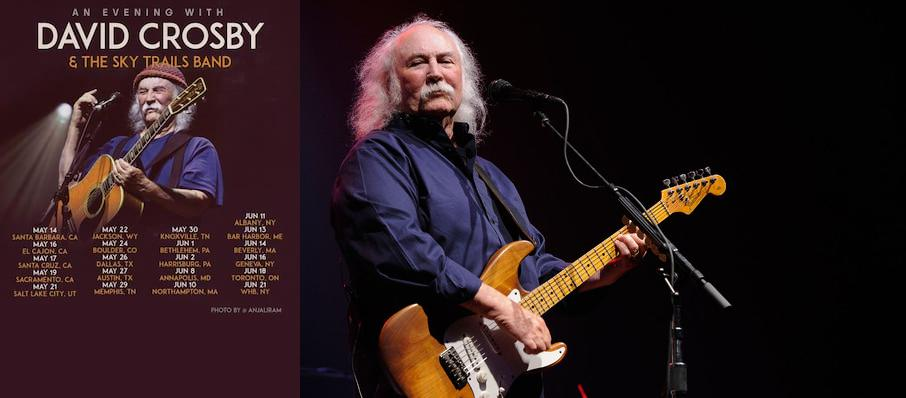 David Crosby at Celebrity Theatre