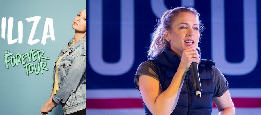 Iliza Shlesinger at Arizona Federal Theatre