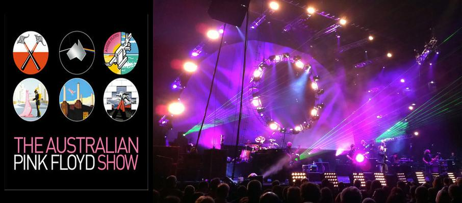 Australian Pink Floyd at Chandler Center for the Arts