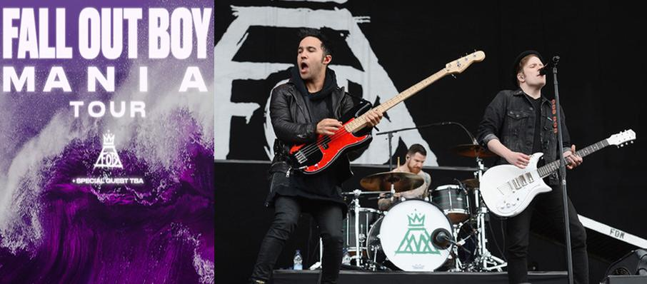 Fall Out Boy at Talking Stick Resort Arena