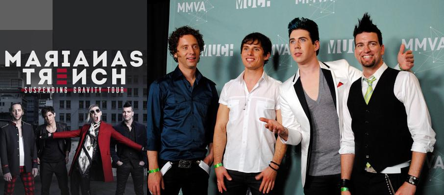 Marianas Trench at The Van Buren