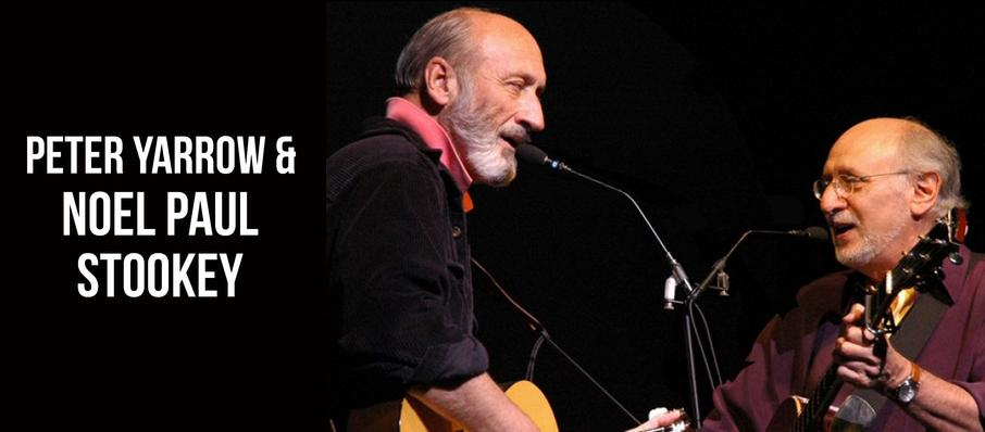 Peter Yarrow & Noel Paul Stookey at Ikeda Theater