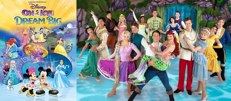 Disney On Ice: Dream Big at Talking Stick Resort Arena