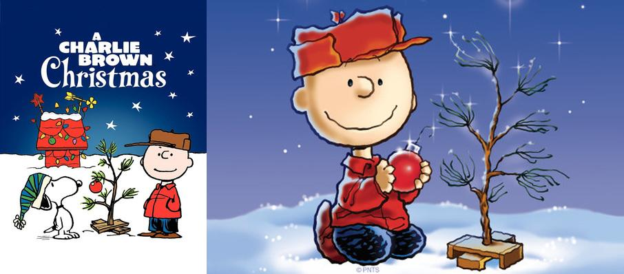 Charlie Brown Christmas at Comerica Theatre