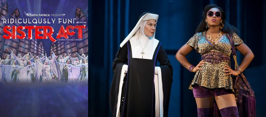 Sister Act at Herberger Theater Center